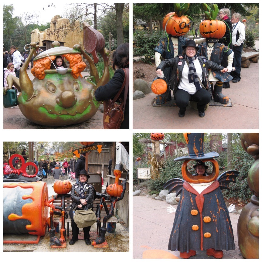 Halloween At Three Disney Parks Worldwide Paris Tokyo Orlando